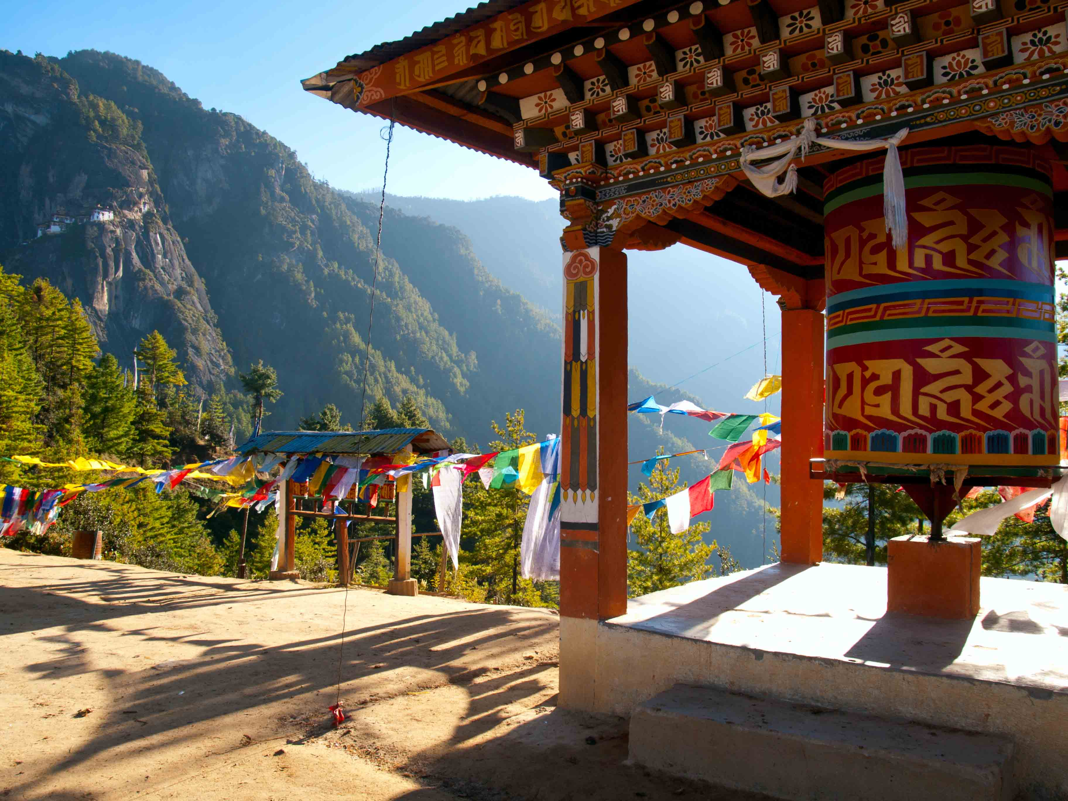 6 Days – Experience Authentic Bhutan