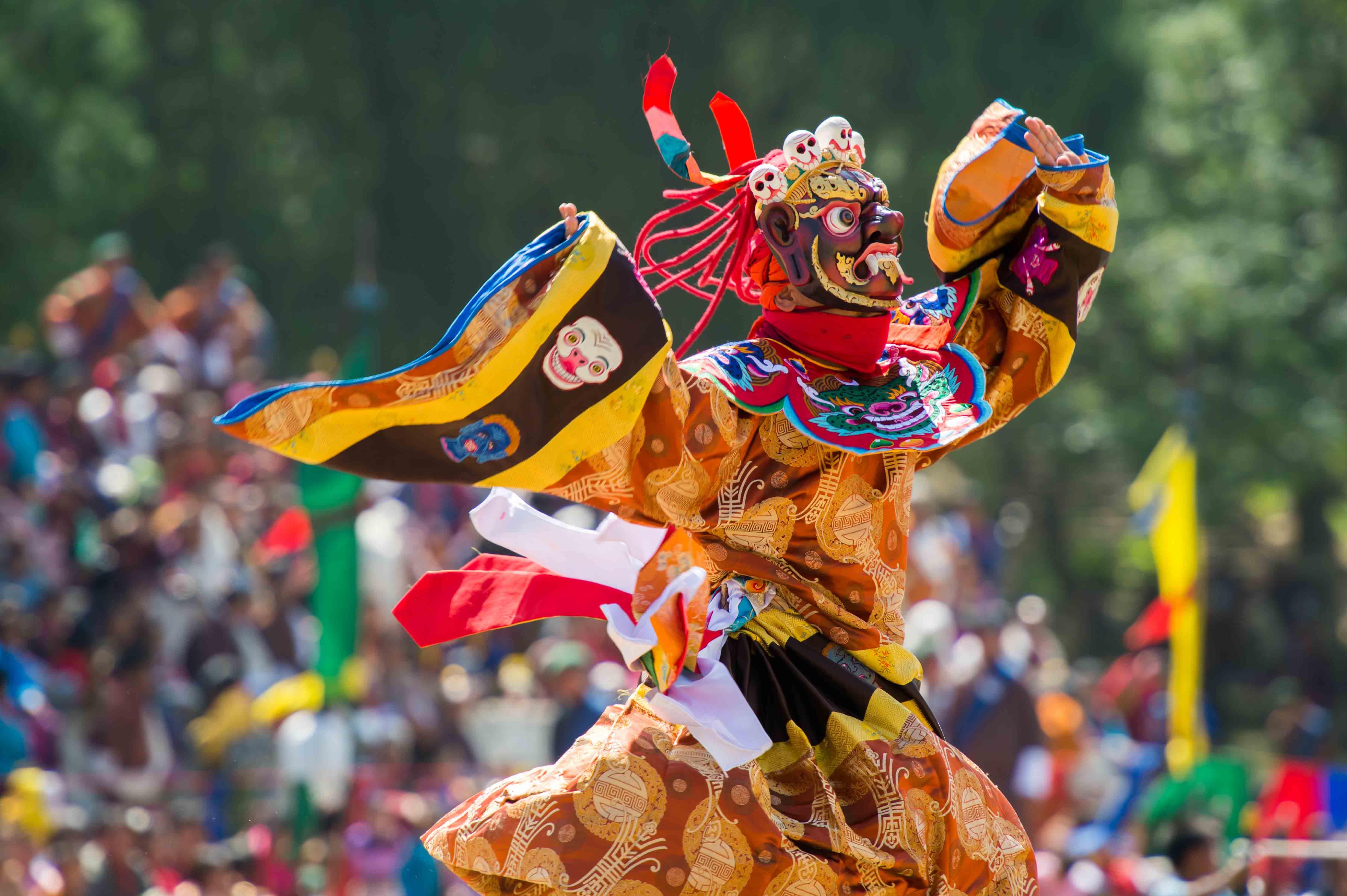 Wangdue Phodrang Festival – 24 to 26 Sept, 2020