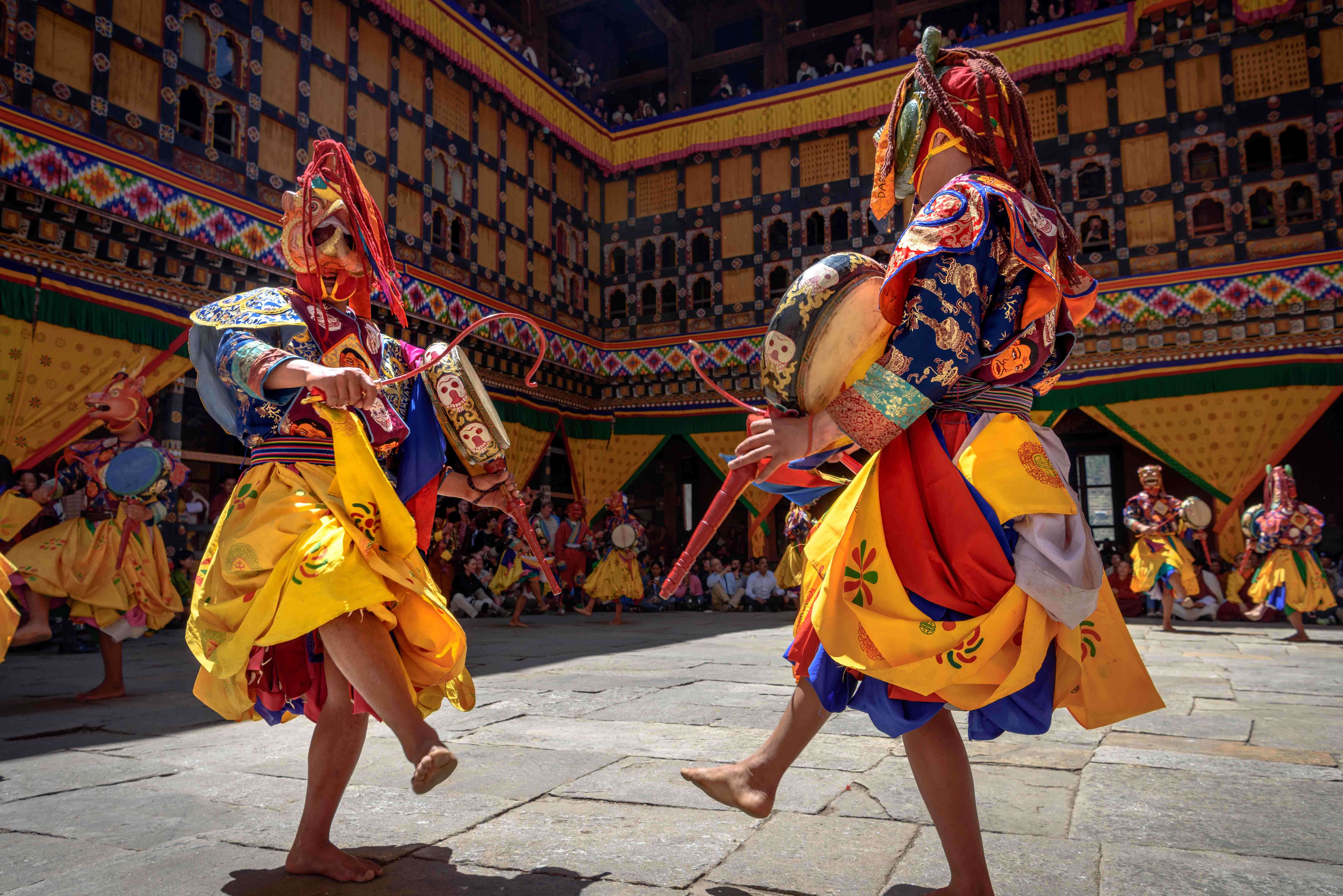 Punakha Drubchen – 02 to 04 Mar, 2020