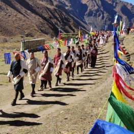 Jomolhari Mountain Festival – Tentative 2020