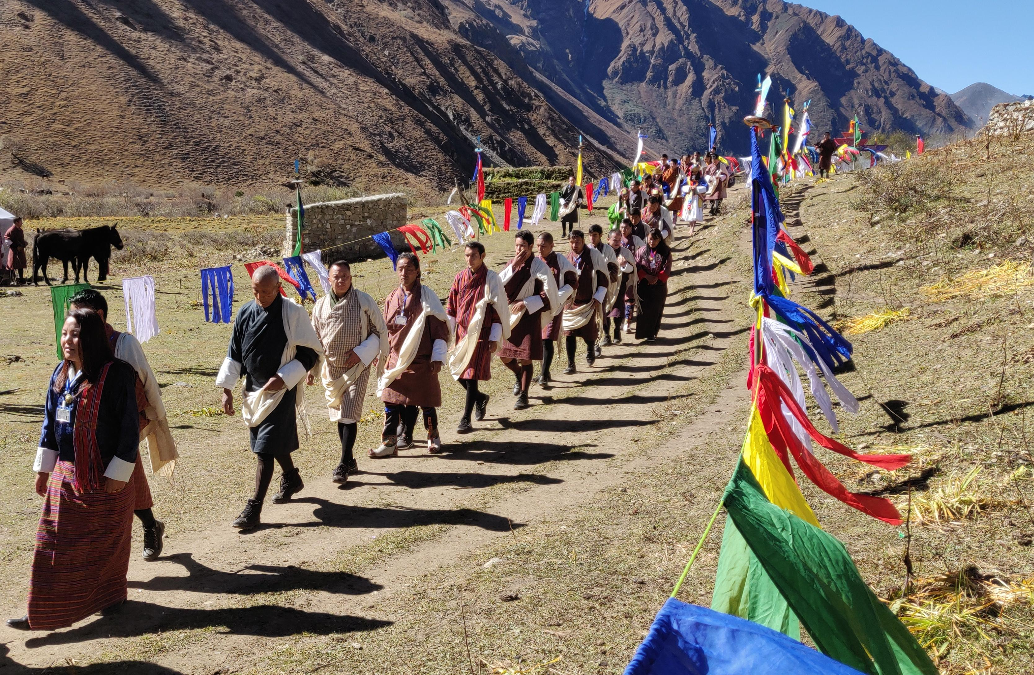 Jomolhari Mountain Festival – 14 & 15 Oct, 2020