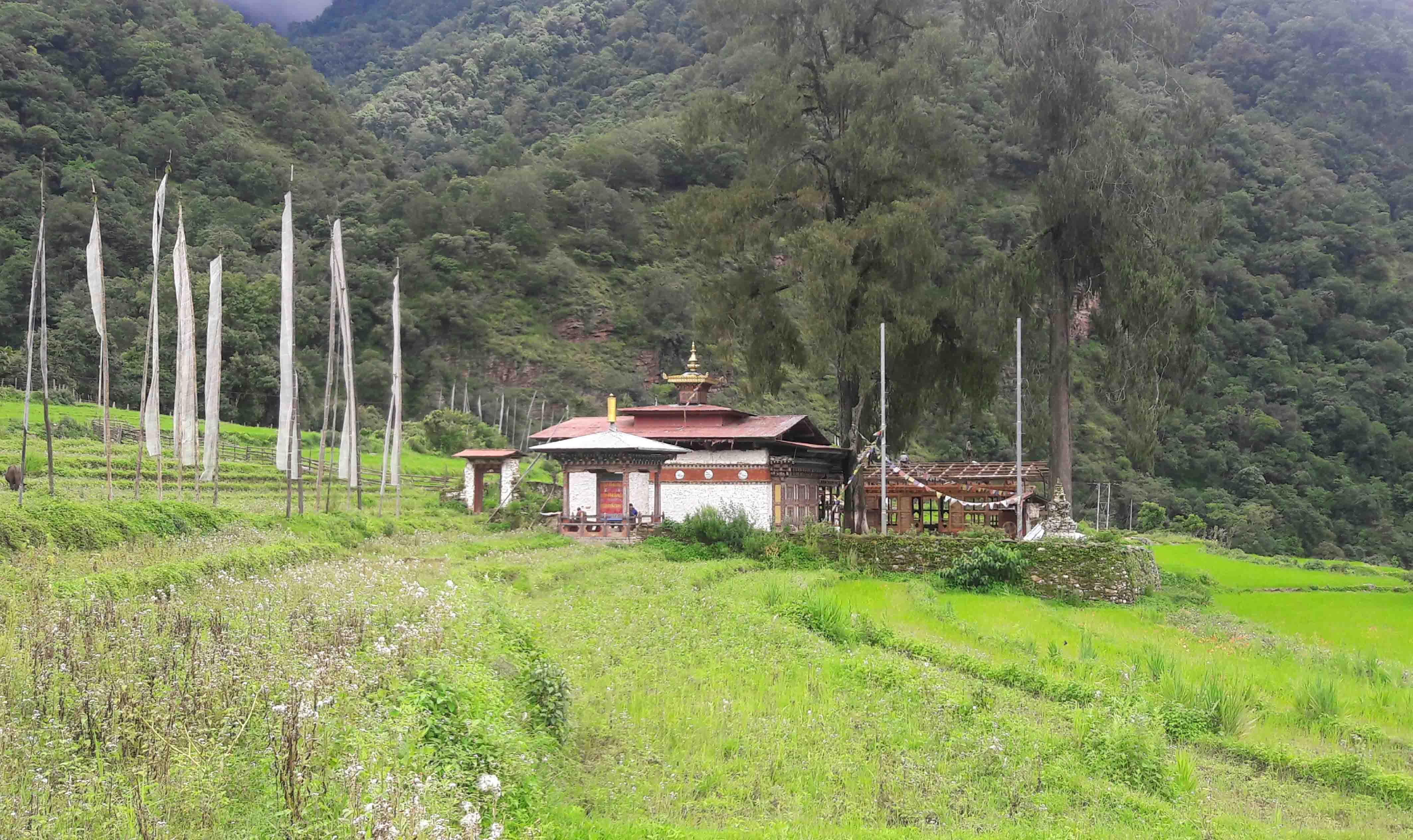 Nabji Lhakhang Drup – 30 Dec, 2020 to 01 Jan, 2021