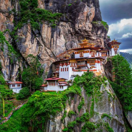 3 Nights 4 Days – Highlights of Bhutan
