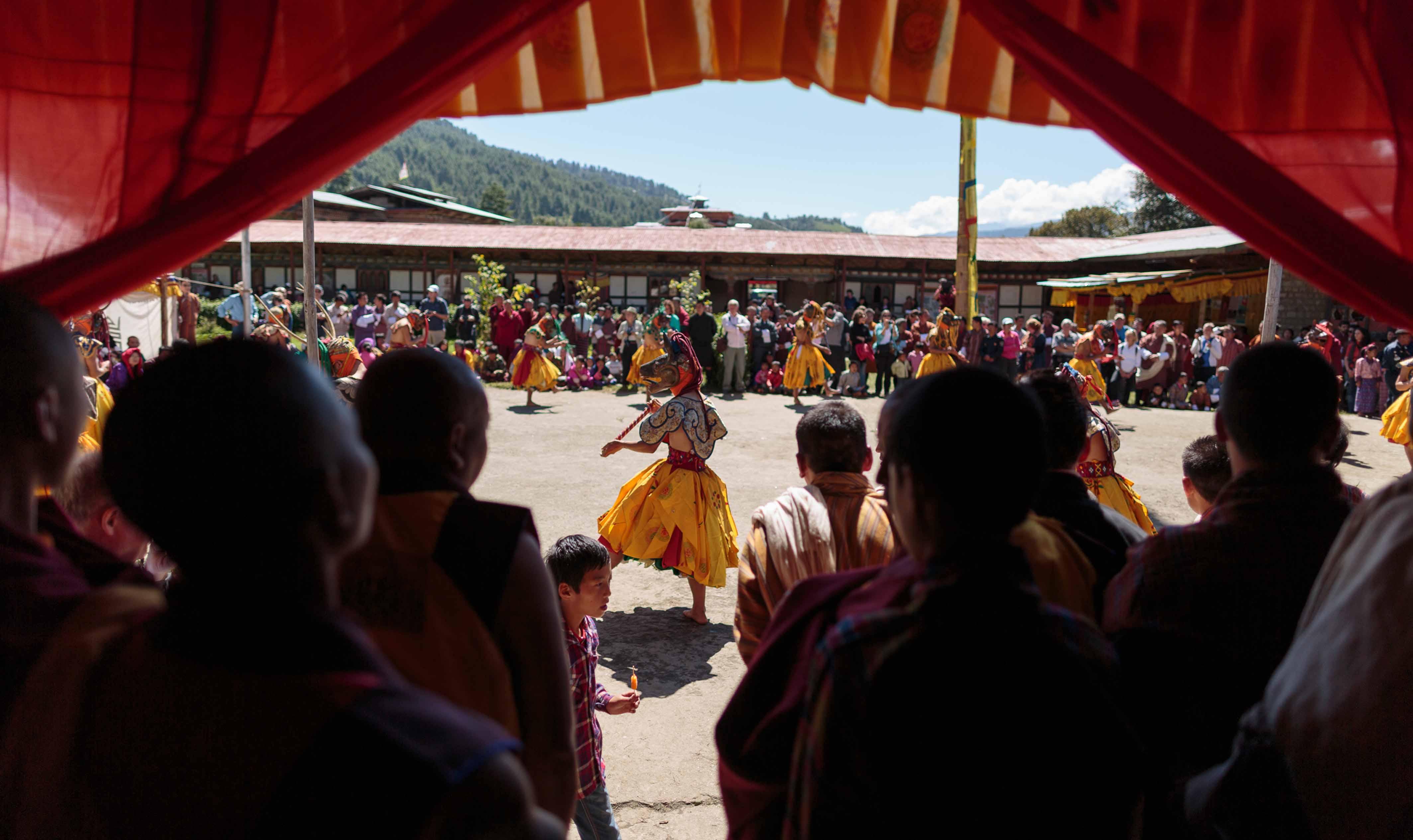 Tamshing Phala Chhoepa Festival – 26 to 28 Sept, 2020