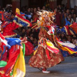 Trashigang Festival – 01 to 03 Jan, 2021