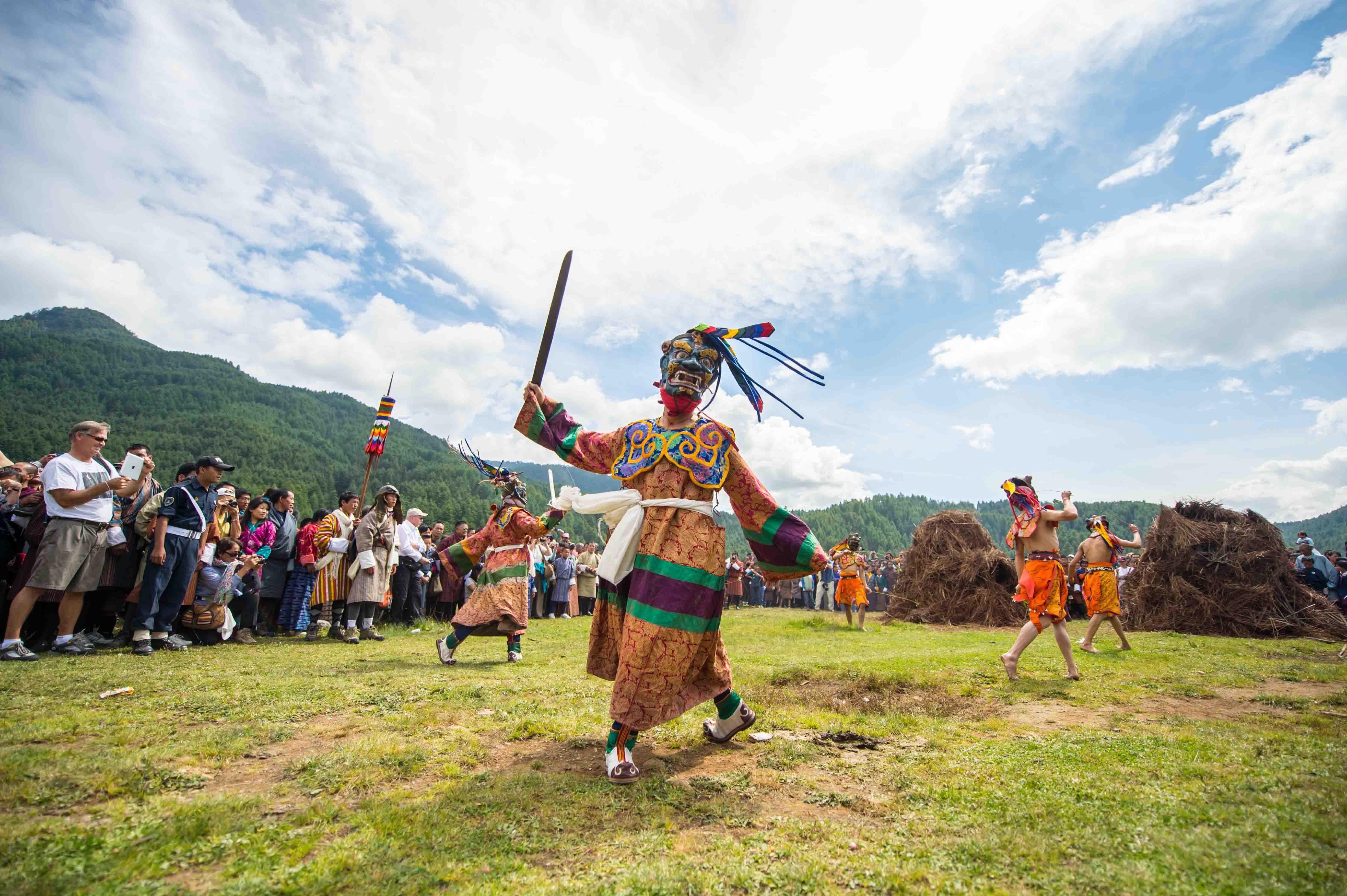Thangbi Mewang Festival – 29 Sept to 02 Oct, 2020