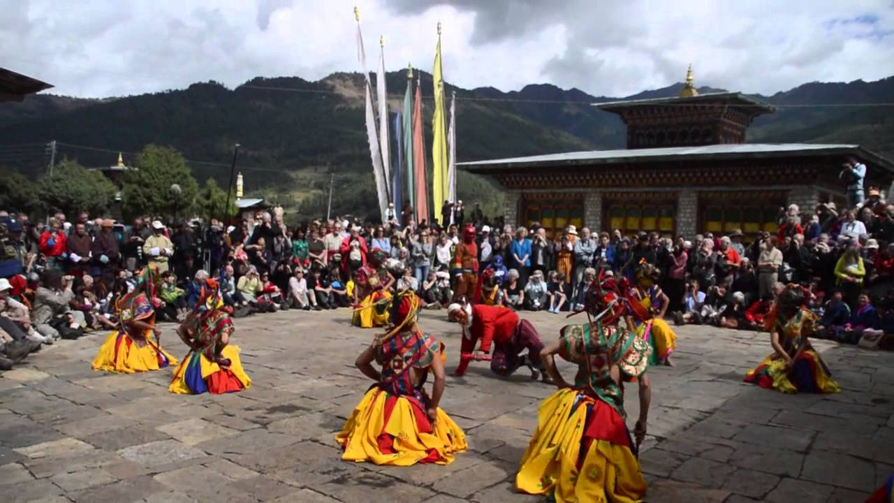 Jambay Lhakhang Drup – 13 to 16 November, 2019