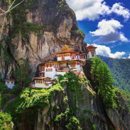 Taktsang Monastery – The Tiger's Nest