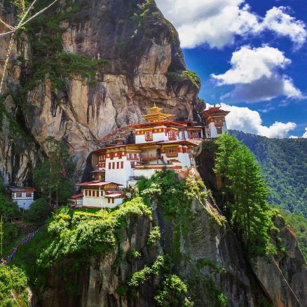 Taktsang Monastery – The Tiger's Nest