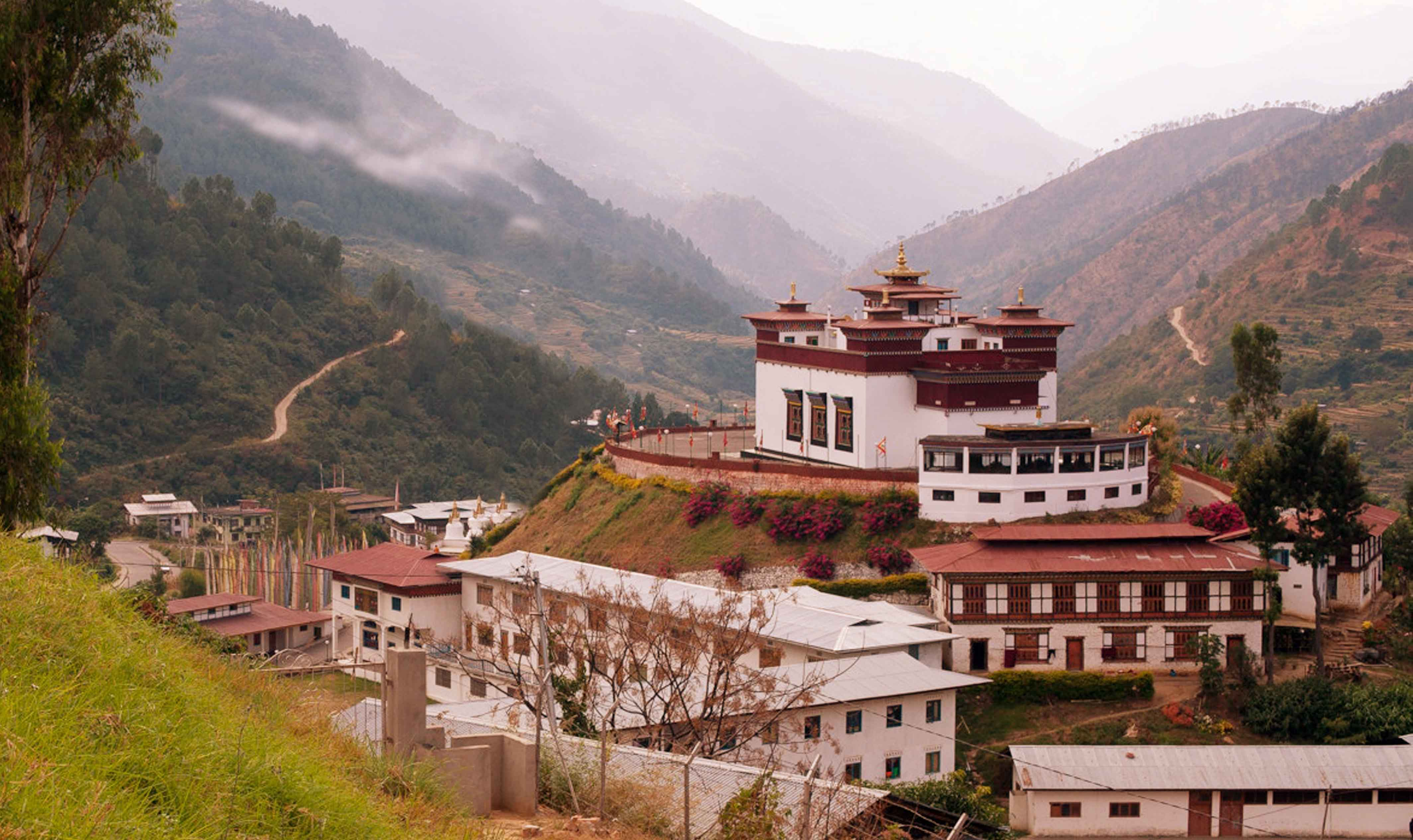 Ranjung Woesel Choling Monastery