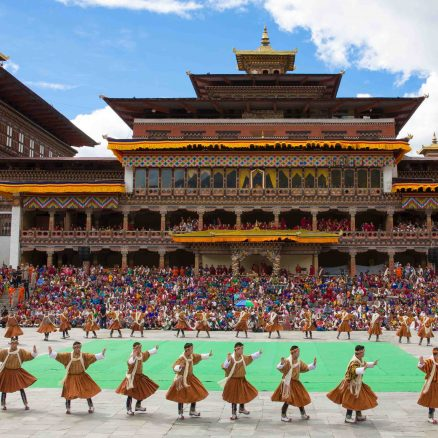 Colors of Thimphu Festival – 5 Nights 6 Days