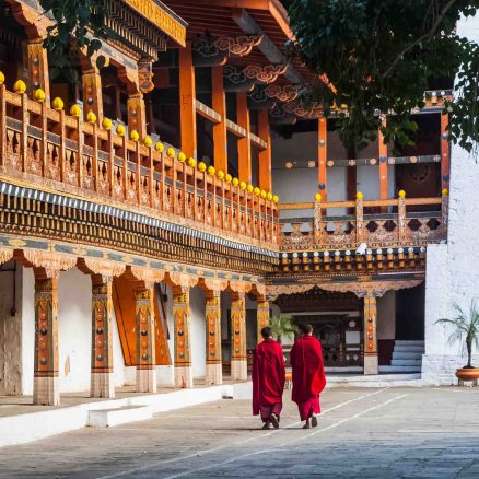 7 Nights 8 Days – Bhutan Peaceful Journey