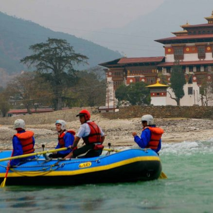 5 Nights 6 Days – Bhutan Rafting Adventure