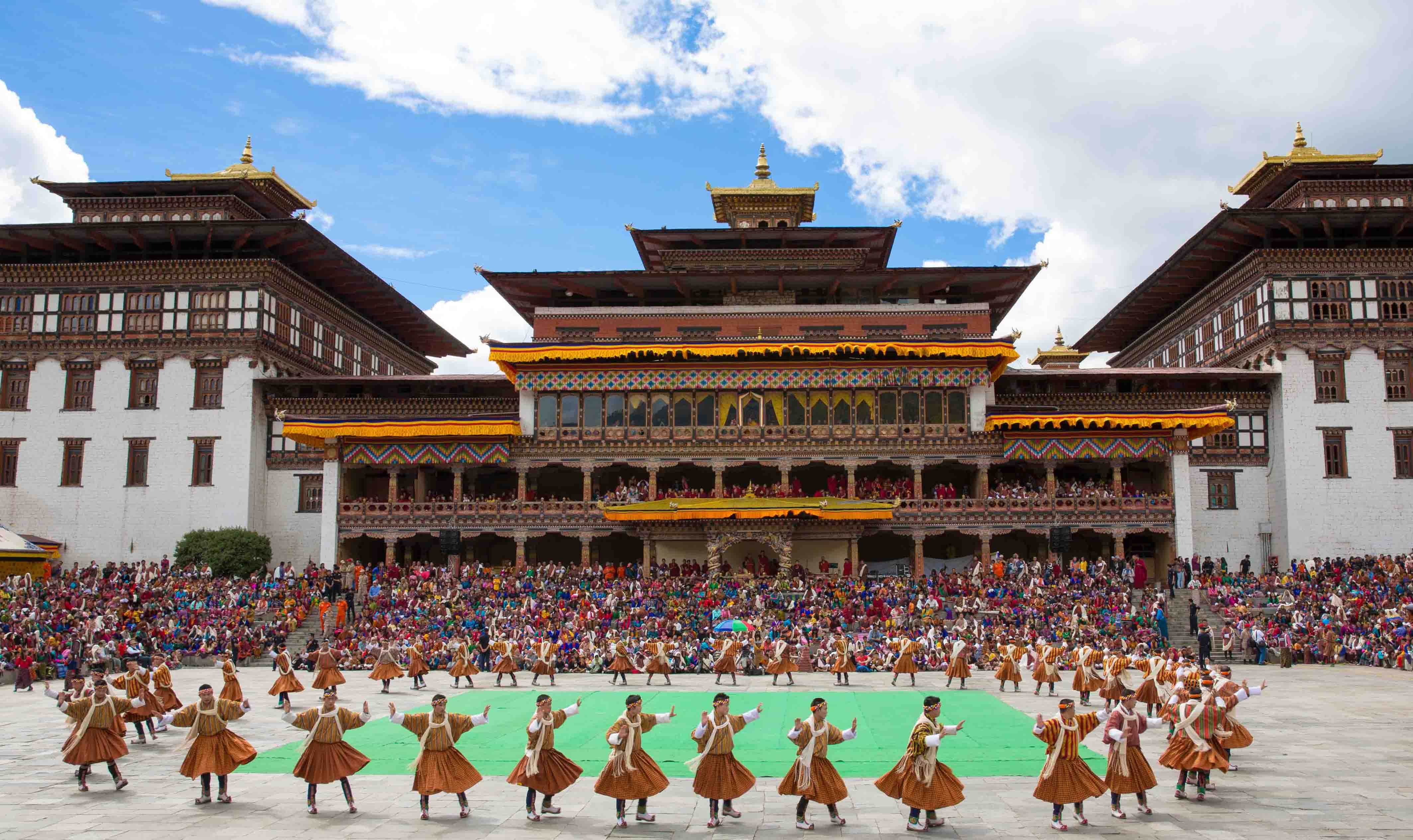 5 Nights 6 Days Colors of Thimphu Festival