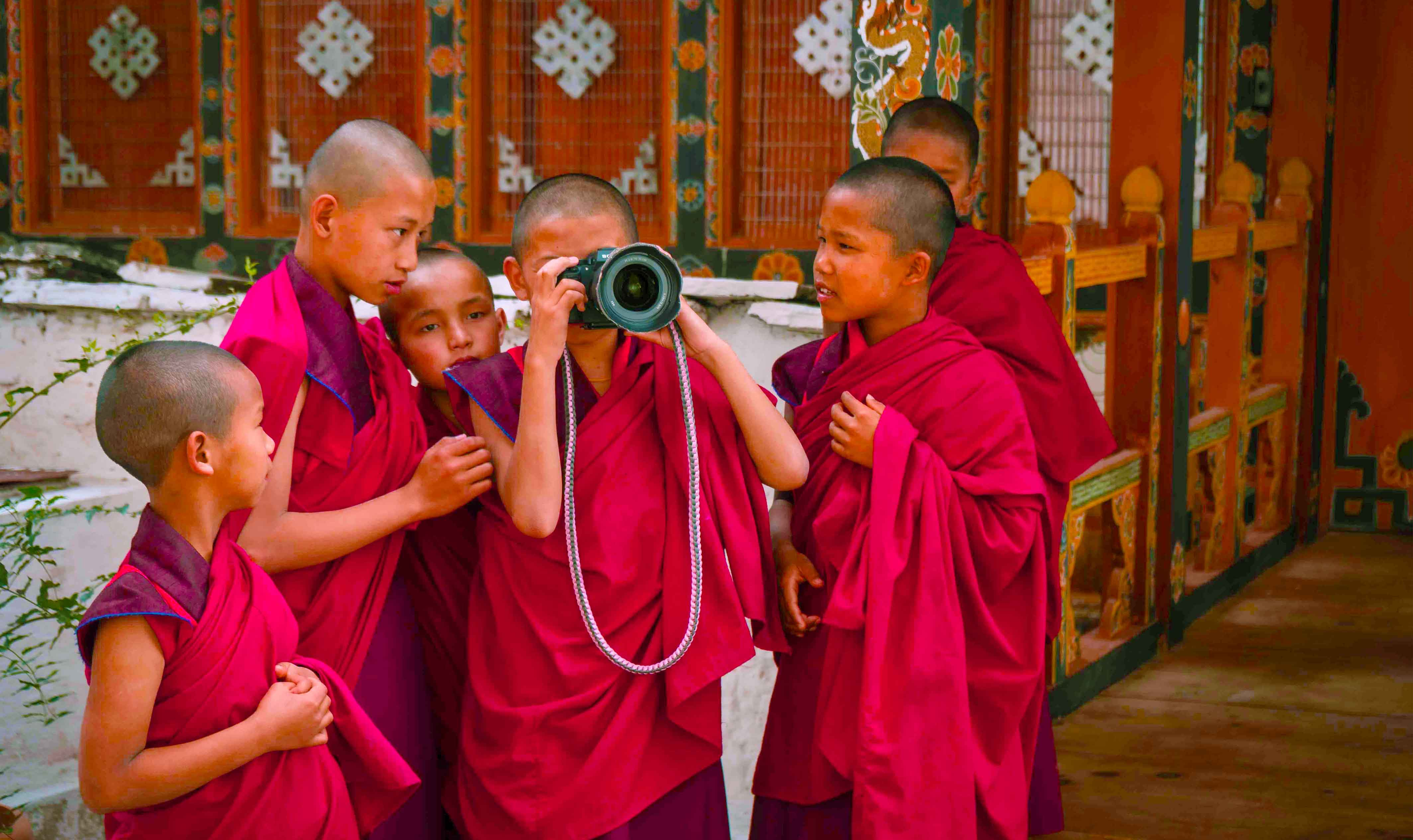 4 Nights 5 Days – Glimpse of Bhutan
