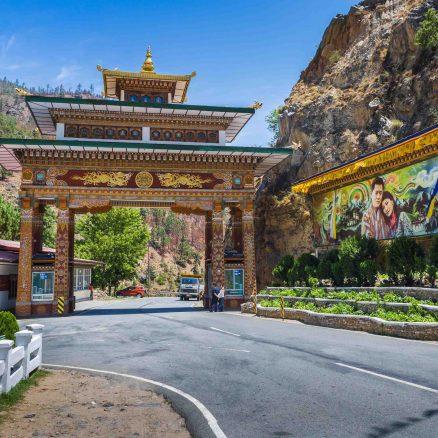 Getting in to Bhutan
