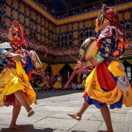 Paro Festival – 24 to 28 March, 2021