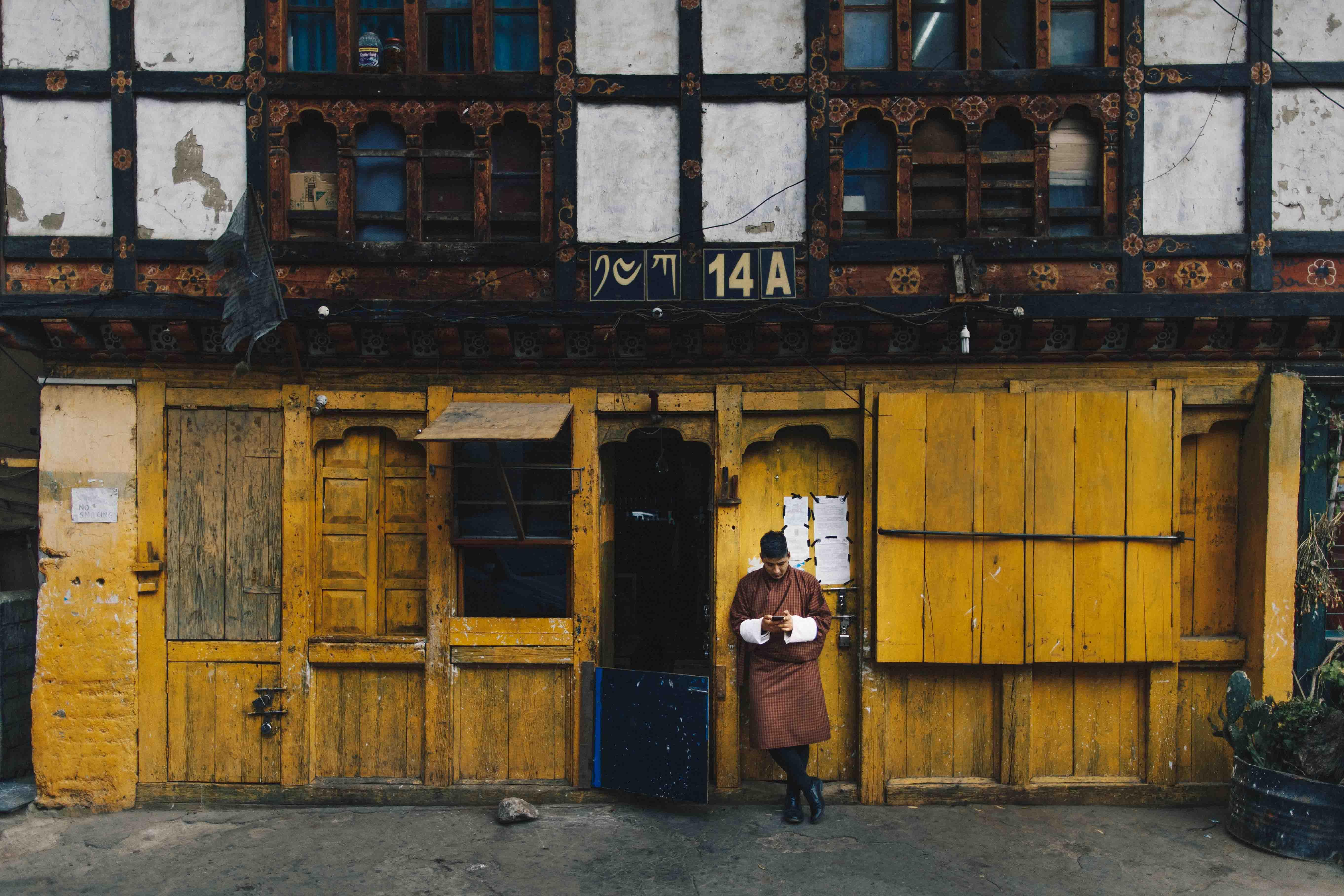 Beautiful Destinations X Bhutan Excursion –   6 Nights 7 Days